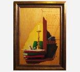 037-Pintura-Vela-y-libros-thumb